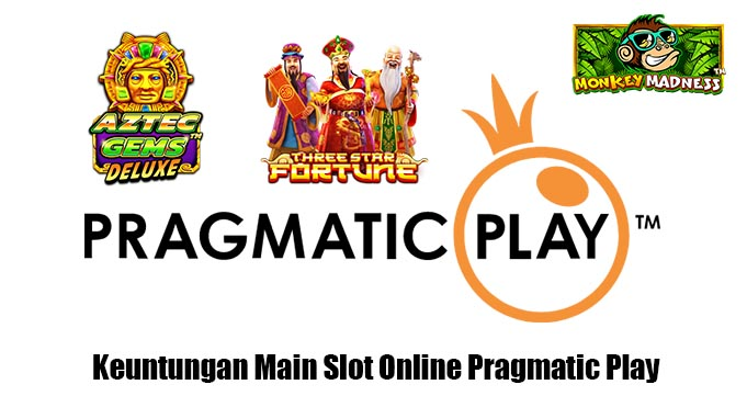keuntungan main slot pragmatic play